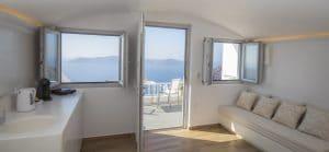 Santorini view studios